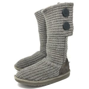 Girls UGG Classic Cardy Boots | Uggs
